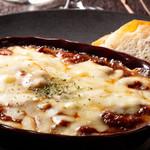チーズ料理×ワインブッフェ シャンブレ - アッシュパルマンティエ