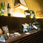 チーズ料理×ワインブッフェ シャンブレ - 入口