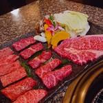 焼肉 金牛 - 料理写真: