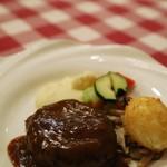 上高地帝国ホテル - 料理写真:レストランのお食事の一例