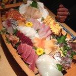 玄海鮨 - 舟盛り