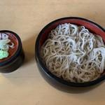 そば処 おおほり - 料理写真:十割手打ち蕎麦