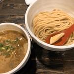 製麺処 蔵木 - モツつけ麺