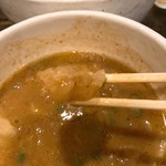 製麺処 蔵木 - モツ