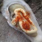 谷川水産 - マヨネーズと一味