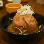 117181120 - 甲斐地鶏もも肉の西京味噌仕立て