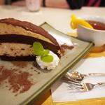 カフェ・レスト・シャトー - ケーキセット   680円