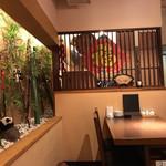 錦三酔樓 - テーブル席