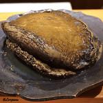 粋・丸新 - 料理写真:常磐産の700㌘超の鮑