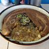 豊しま - 料理写真:厚肉そば~☆
