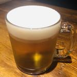 22 - 生ビール   エビス