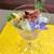 デセール ル コントワール - 料理写真:葡萄、生ハムのムース