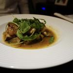 チェント・ドゥエ - 地鶏のローマ風カチャトーラ