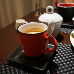 チェント・ドゥエ - コーヒー