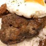 Kicchinkarori - 2019.10.3  チキンカツ&ハンバーグカレー