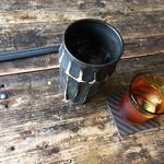 カフェ・ノラ - アイスコーヒー