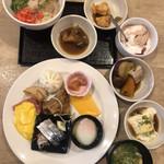 別府亀の井ホテル - 料理写真: