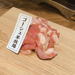 117193950 - 上士幌サフォークラム 塩カルビ 1800円