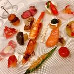 RINASCIMENTO - 前菜の一皿