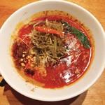 四川担々麺 赤い鯨 - 四川担々麺3辛