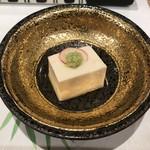 117199229 - 自家製胡麻豆腐