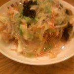 大阪王将 - 海鮮皿うどん