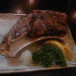 ぷれいぼうい  - マグロのカマ焼き