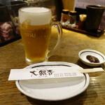 117200836 - 生ビール(590円)
