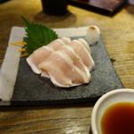 117200888 - 胸肉のたたき(600円)