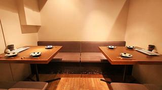 トリットリアバンブー - 4名×2 テーブル