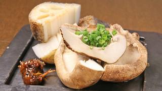 トリットリアバンブー - 焼野菜