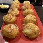 明石焼梅鉢 - 料理写真: