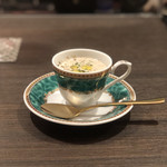 Senroya 泉三丁目 - 5種のキノコの濃厚ポタージュ