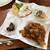 cafe terrace Hana - 料理写真:とんかつ定食 970円+税