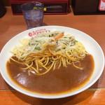 パスタ・デ・ココ - ボンゴレ野菜 M スパイシー  923円
