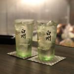 Senroya 泉三丁目 - 白州ハイボール