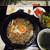韓のかおり家 - 料理写真:鉄板月見プルコギ