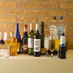 WINE & DINING SOSH - ドリンク写真: