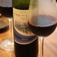 和食×洋食 ニジノアト-赤ワイン