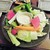 串揚げ 咲くら - 料理写真:大盛サラダ/人
