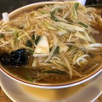 117208542 - サンマー麺(大盛)700円                                              680→700円(増税後の価格です)
