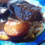 11721789 - 牛肉と大根のカレー(土曜日限定)