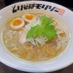 117211970 - 【(限定) 渡り蟹の上白湯そば + 味玉】¥800 + ¥100