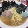 かいざん - 料理写真:ラーメン中盛 海苔トッピ