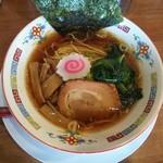 富意家 - あっさり中華そば(ストレート麺)