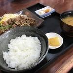 掬水 - 焼肉定食