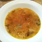 トゥレンタ - スープ