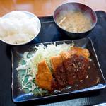 魚ばぁさんの食堂 おくどさん - 料理写真:マイ日替り定食