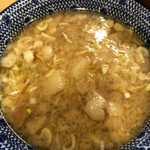 117220242 - つけ麺のスープ