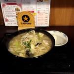 赤坂ふ~ちん - 野菜タンメン、720円。